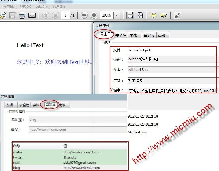 itext html to pdf